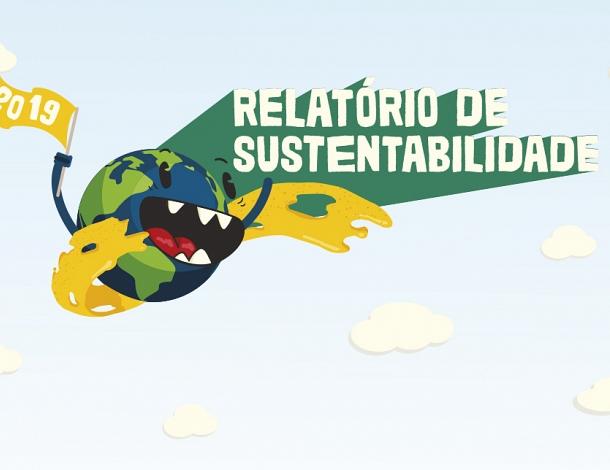 Relatório de Sustentabilidade 2019