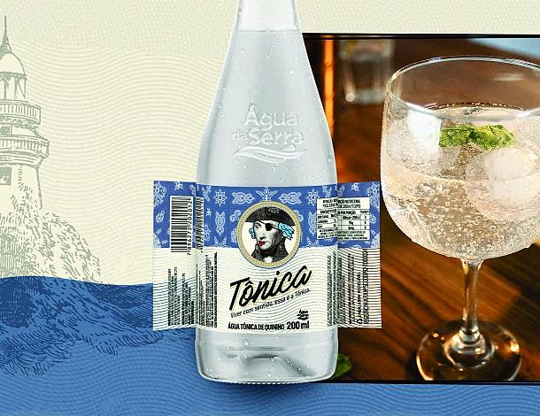 Drinks com água tônica são opção para aquecer no inverno